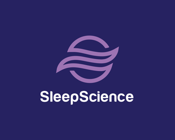 SleepScience logo design