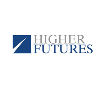 Higher Futures logo design