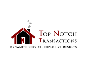 Top Notch Transactions logo design
