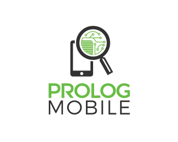 Prolog Mobile logo design