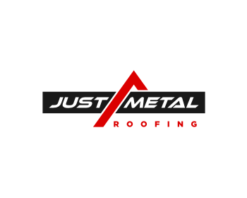 Logo design for Just Metal Roofing