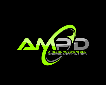 Logo design for Athletic Movement and Performance Dynamics