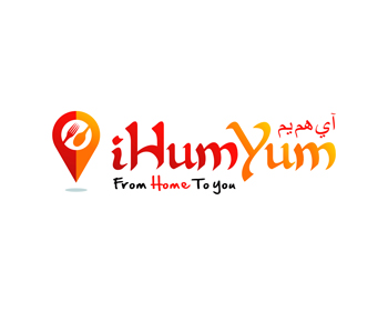 Logo design for iHumYum