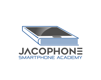Jacophone logo design