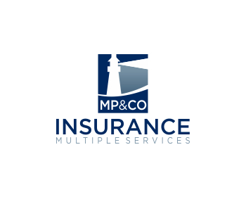 MP & CO. logo design