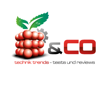 Raspberry & Co logo design