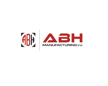 ABH Manufacturing Inc. - Architectural Builders Hardware Manufacturing Inc. - ABH Mfg. logo design