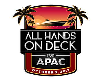 Logo design for All Hands on Deck for APAC