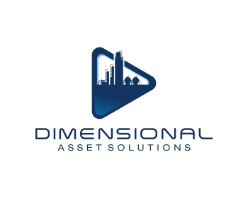 Logo design for Dimensional Asset Solutions
