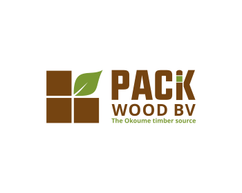 Logo per Pack-Wood BV