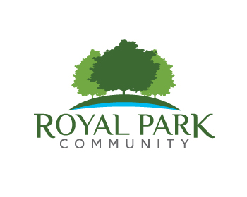 Royal Park logo design