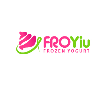 Logo design for FRO Yiu