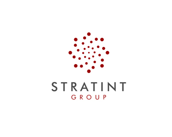 Stratint Group logo design