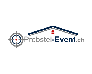 Events logo design for Probstei-Event.ch