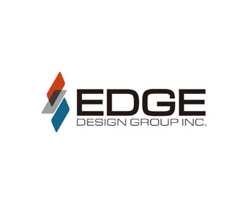 Logo design for EDGE Design Group Inc.