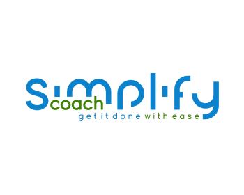 Logo design for Simplify Coach
