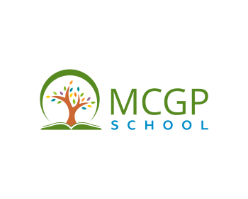 Logo design for MCGP School