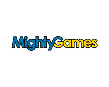 Mighty Games logo design