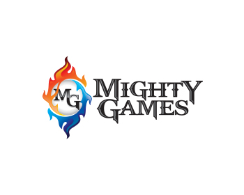 Logo design for Mighty Games