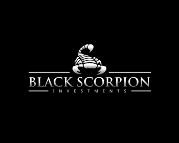 Logo design for Black Scorpion Investments