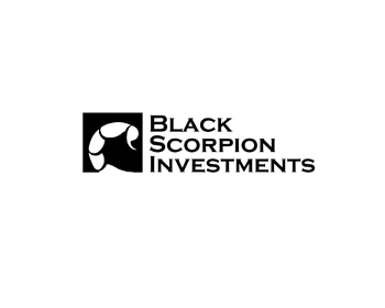 Black Scorpion Investments logo design
