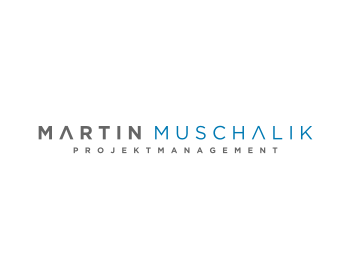 Martin Muschalik Projektmanagement logo design
