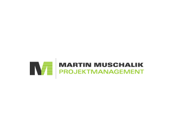 Logo design for Martin Muschalik Projektmanagement