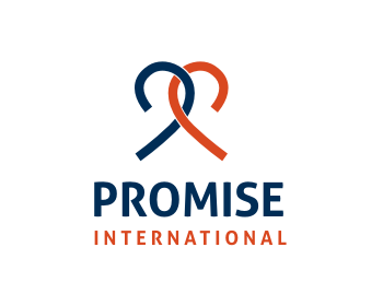 Promise International logo design