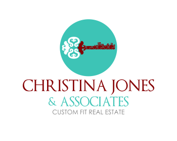 Christina Jones & Associates logo design