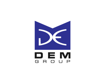Dem Group S.r.l logo design