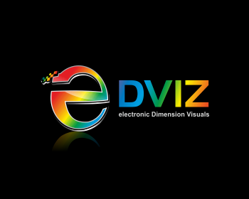 Media logo design for eDVIZ