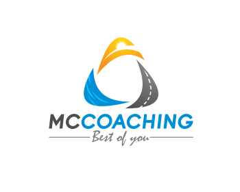 MCCOACHING logo design