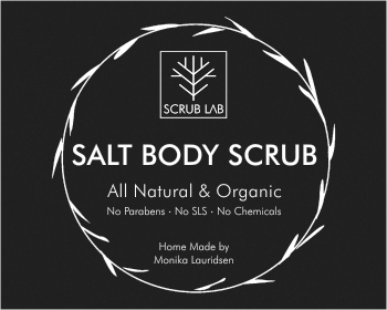 Logo design for SCRUB LAB