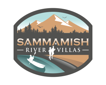 Logo design for SAMMAMISH RIVER VILLAS