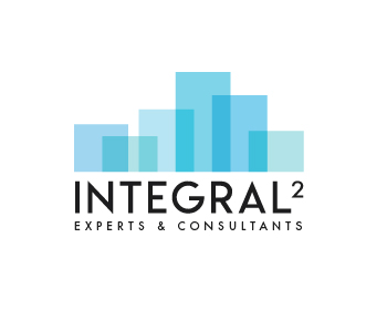 Logo design for Integral² Experts & Consultants GmbH