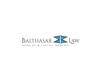 Balthasar Law logo design