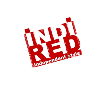 Indie Red logo design