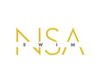 Logo design for NSA Swim
