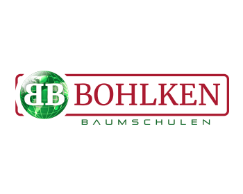Logo design for Bohlken Baumschulen
