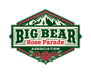 Logo design for Big Bear Rose Parade Association