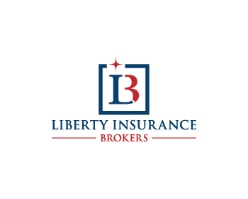 Logo design for LIBERTY INSURANCE BROKERS llc