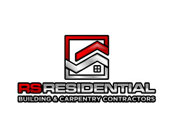 RS Residential logo design