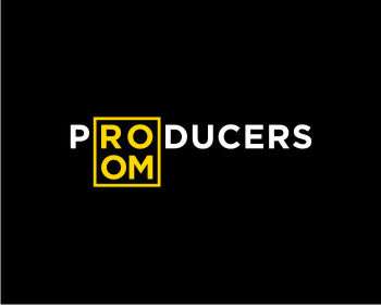 PRODUCERS ROOM logo design