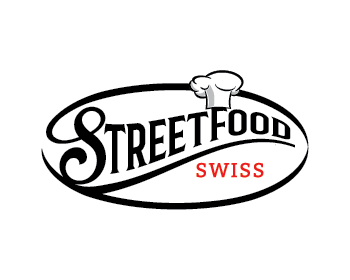 Streetfood Swiss logo design