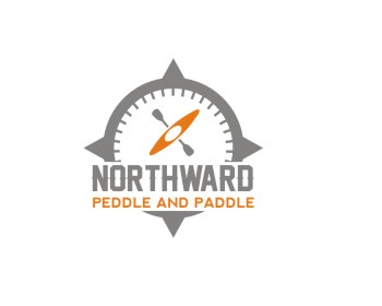 Northward logo design