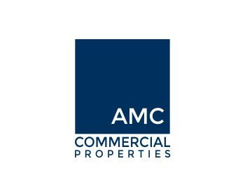 AMC Commercial Properties logo design