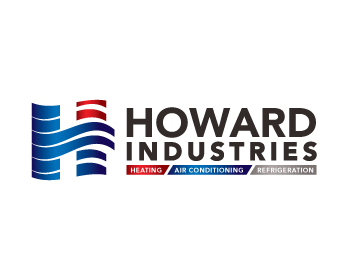 Howard Industries logo design
