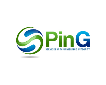 SOTADOS LLC dba PinG. ( Please brand PinG) logo design