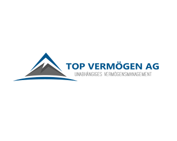 Logo design for TOP Vermögen AG
