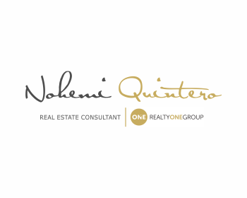 Logo design for Nohemi Quintero